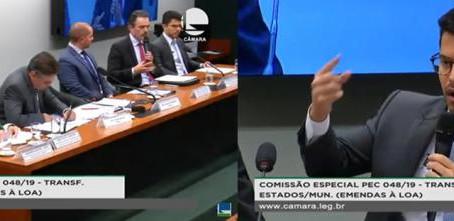 AMPCON PARTICIPA DE DISCUSSÃO DA PEC 48-A/2019 NA CÂMARA DOS DEPUTADOS