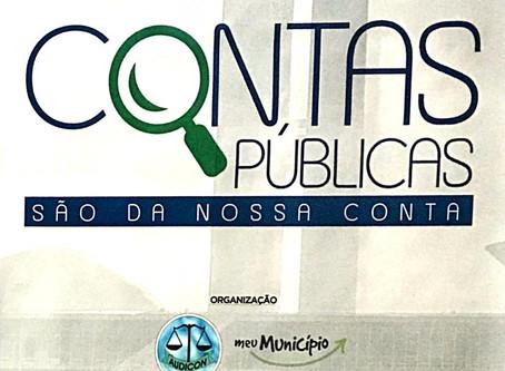 """CAMPANHA """"CONTAS PÚBLICAS SÃO DA NOSSA CONTA"""" É LANÇADA NO CONGRESSO NACIONAL"""