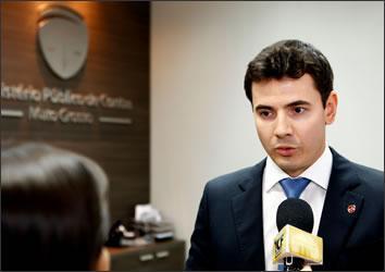 Procurador geral do MPC-MT representará AMPCON em evento internacional sobre segurança de membros