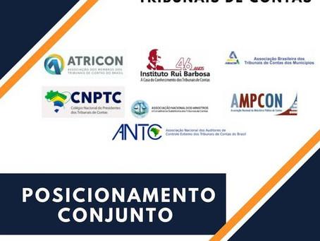 Resposta - Vinculação entre TCU e TCEs rompe ciclo de irresponsabilidade, diz Guedes
