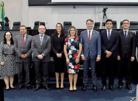 """AMPCON PARTICIPA DO LANÇAMENTO DA CAMPANHA """"CONTAS PÚBLICAS SÃO DA NOSSA CONTA"""""""