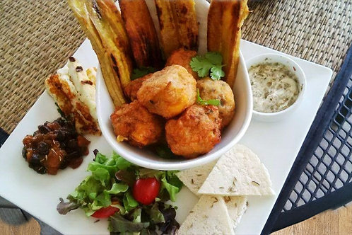 Island Sampler ( for 2 persons)