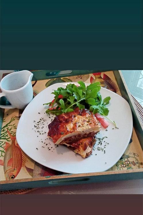 Lamb Moussaka - Serves 6