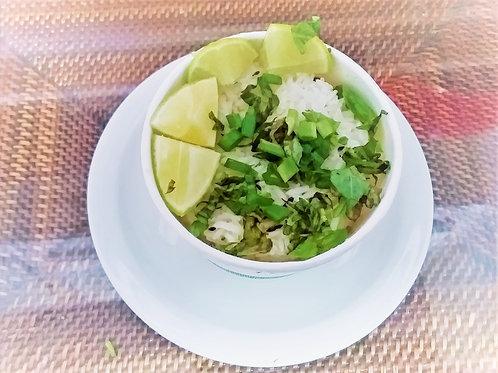 Citrus & Herbs - Jasmine Rice