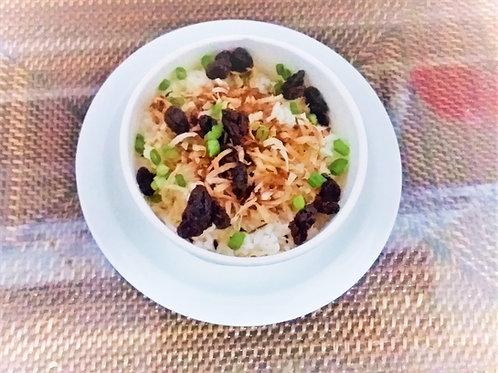 Coconut & Raisin - Jasmine Rice