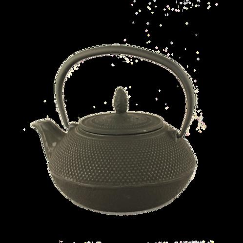 Teapot Black 600mL