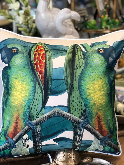 Cushion Parrot