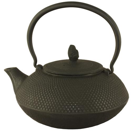 Teapot Black 900mL