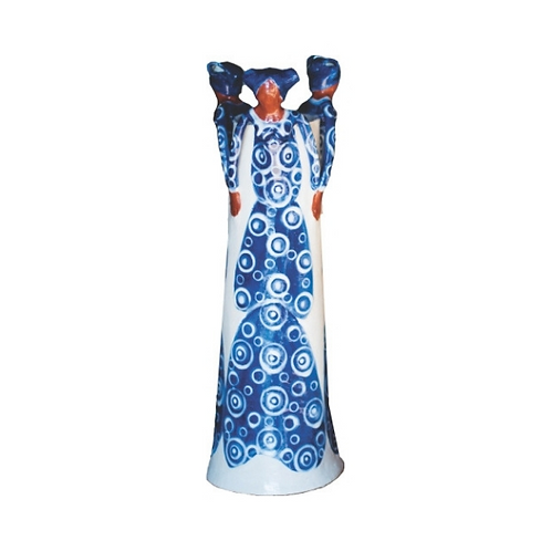 Vase 3 Lady Indigo