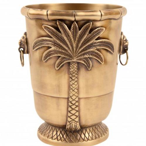 Brass Palm Wine Bucket