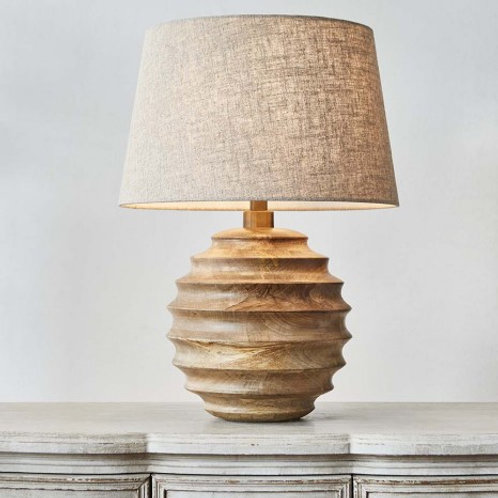 Lamp Wooden Base