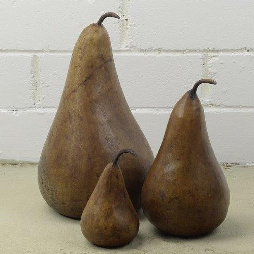 Stained Marble Pears