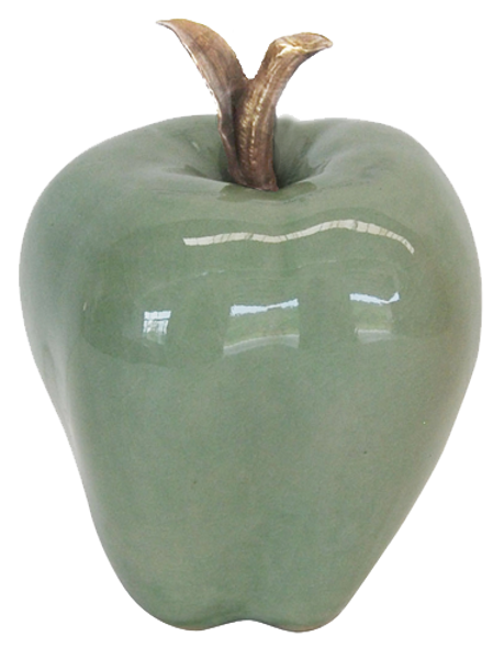 Apple ceramic