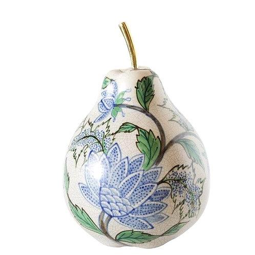 'Fresh Simple' Ceramic Pear