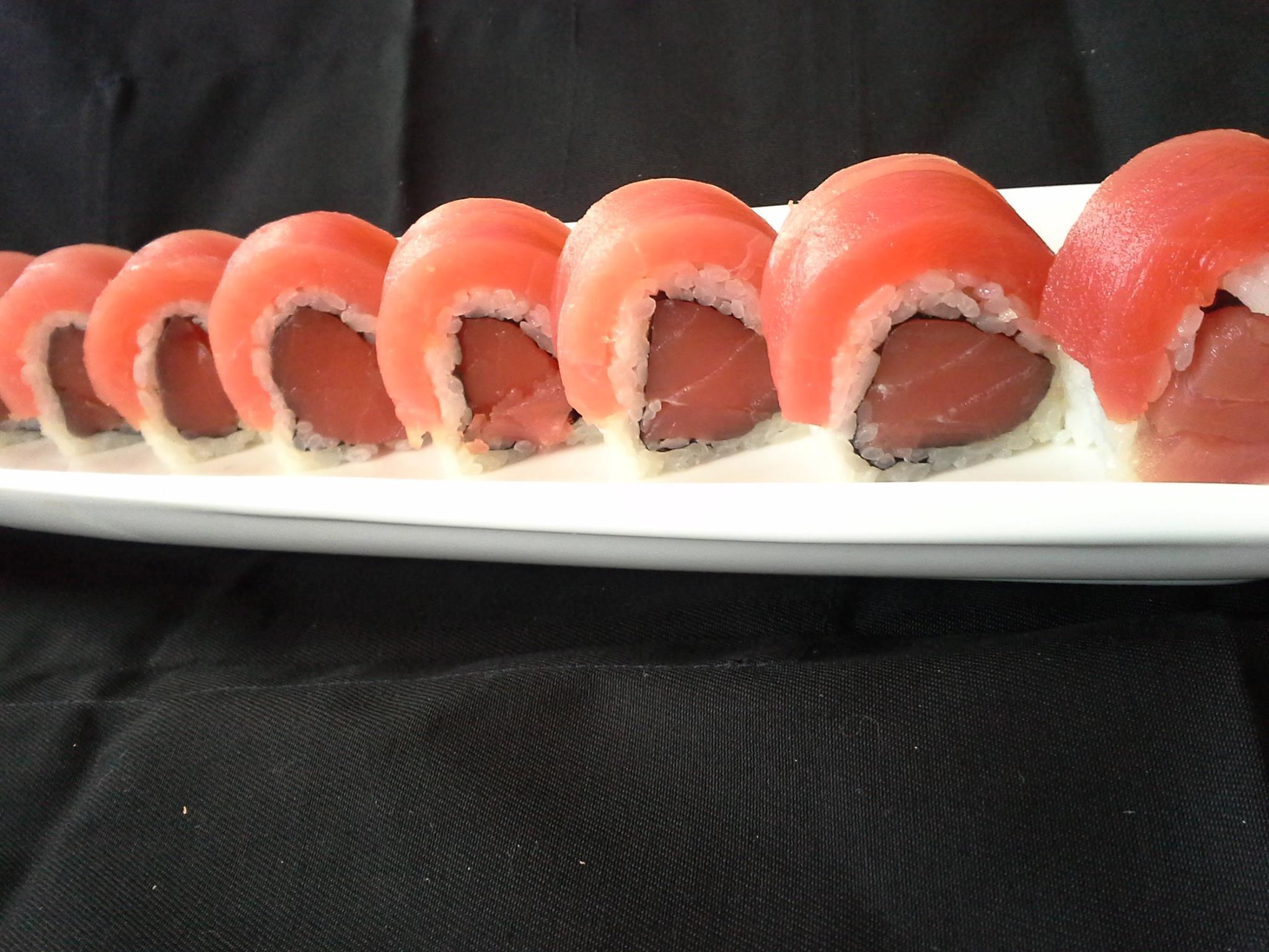 Tuna Nigiri Roll