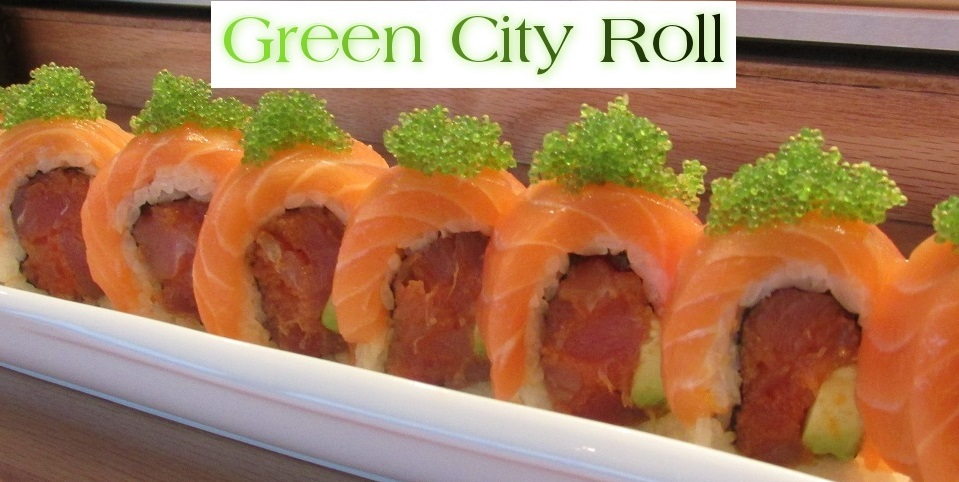 Green city Roll