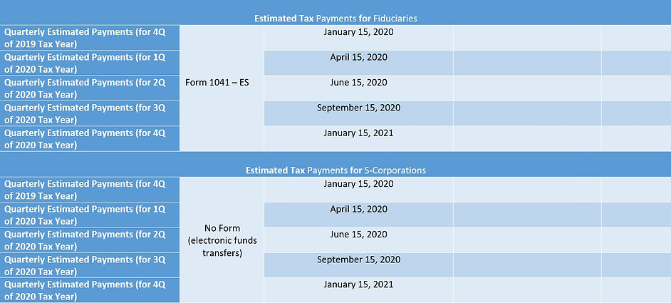 2019 Federal Tax and Payment Due 2.jpg