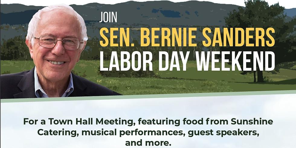 St. Johnsbury Town Meeting with Senator Sanders