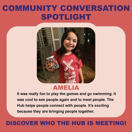 Spotlight Amelia