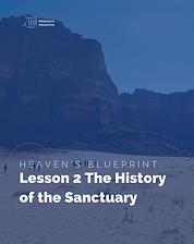 Heaven's Blueprint Study Guide Lesson 2 Cover