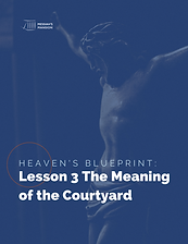 Heaven's Blueprint Study Guide Lesson 3 Cover