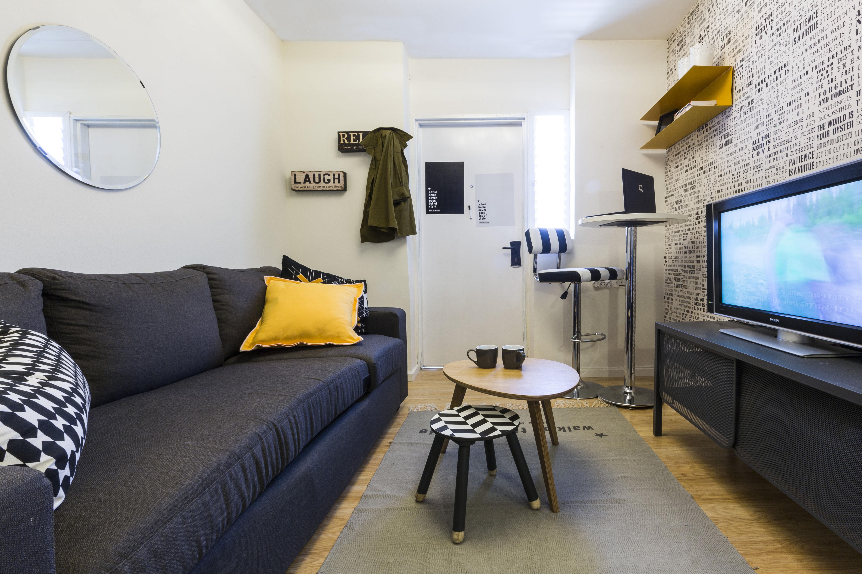studio apt יחידת דיור