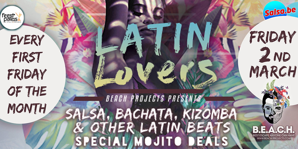 Latin Lovers 2nd Edition