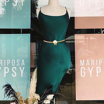 Don't miss this! Mariposa Gypsy Pop-Up t