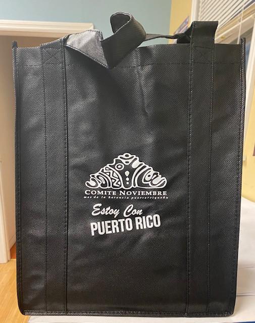 Comité Noviembre Tote Bag