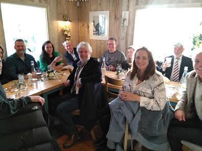Christmas Lunch 2019 - The Heron Inn edi