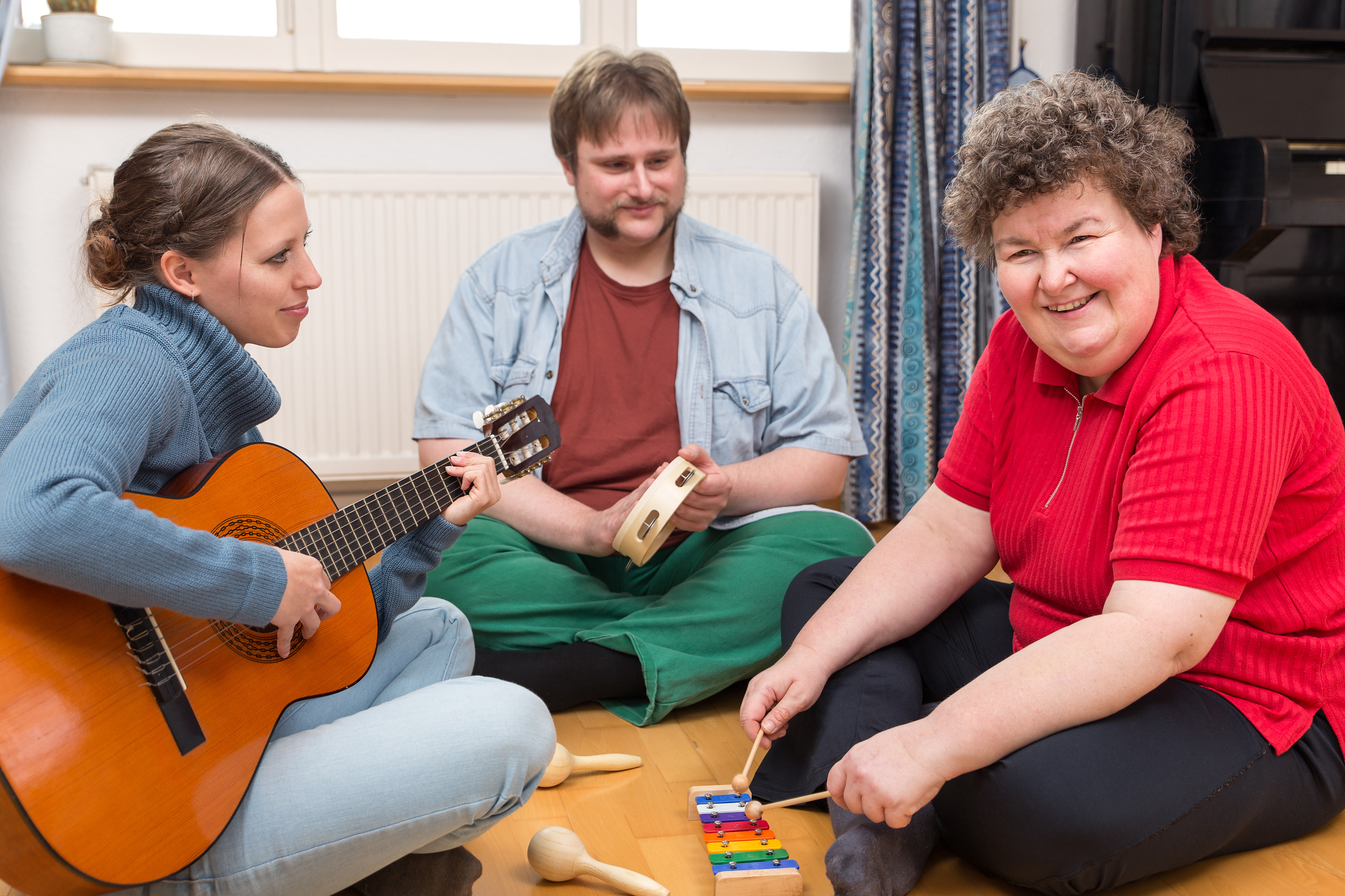 Music Therapy Individual Session