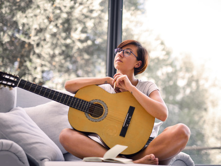 3 Musical Ways To Deal With the Stress and Boredom of COVID-19