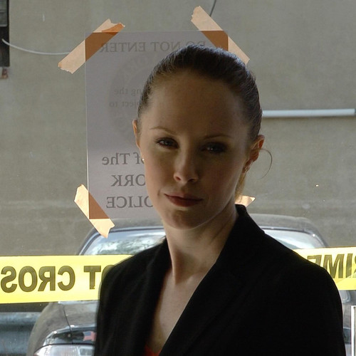 Kate in The Last Operative