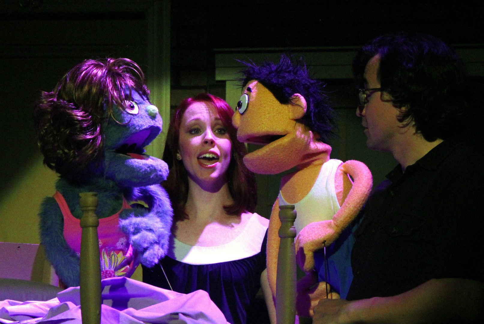 Kate Monster in Avenue Q