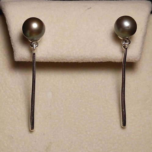 Hanging Bar earrings