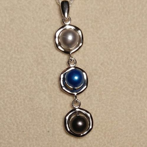 Triple pearl drop