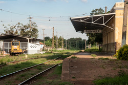 Sumare Train station