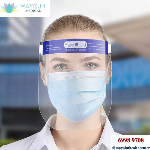 PROFESSIONAL MEDICAL FACE SHIELD