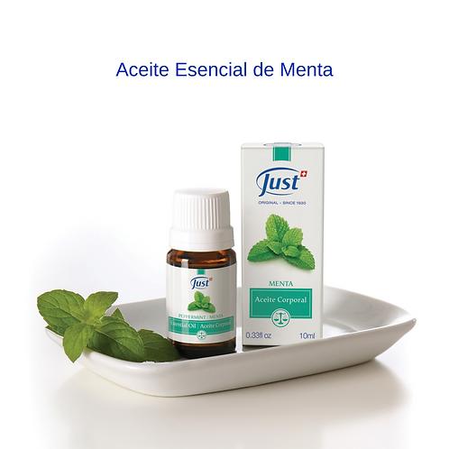 Aceite Esencial Menta 10 ml