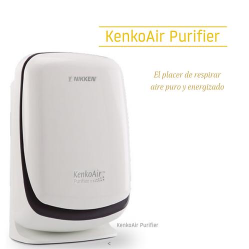 KenkoAir Purifier. El placer de respirar aire puro y energizado