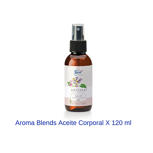Aroma Blends Aceite Corporal X 120 ml