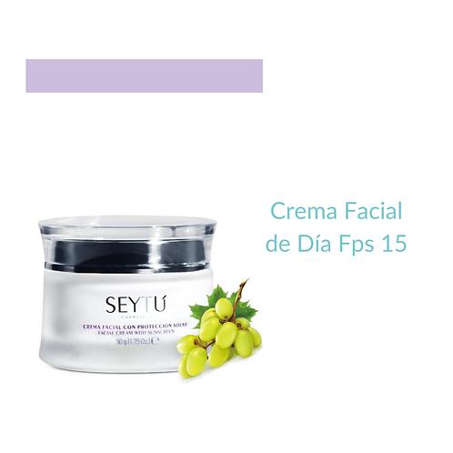 Crema Facial de Día Fps 15