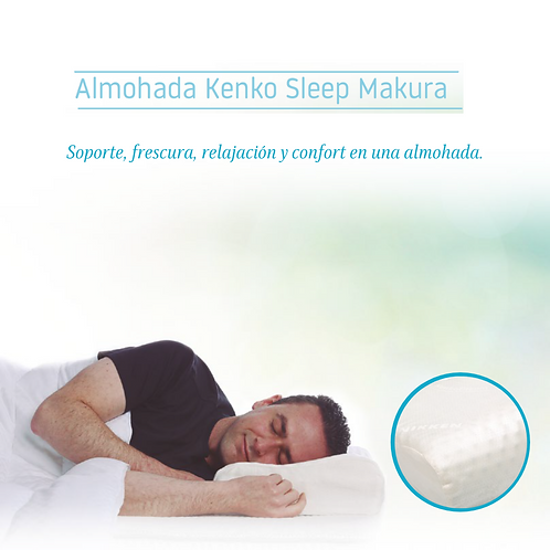 Almohada Kenko Sleep Makura