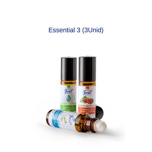Essential 3 (3Unid)