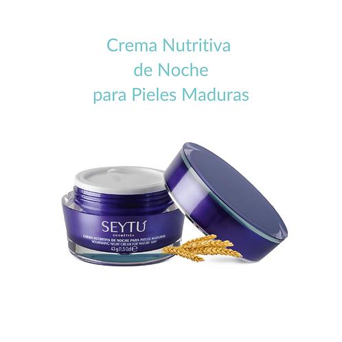 • Regeneración nocturna intensiva para tu piel, que ayuda a retrasar el envejeci