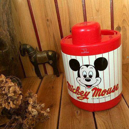 70-80'sヴィンテージ*ディズニープロダクション×象印*古いミッキーマウス スポーツ ジャグ