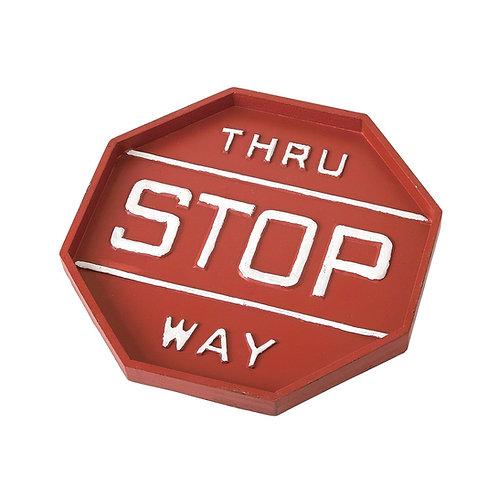 サインデコトレイ*STOP