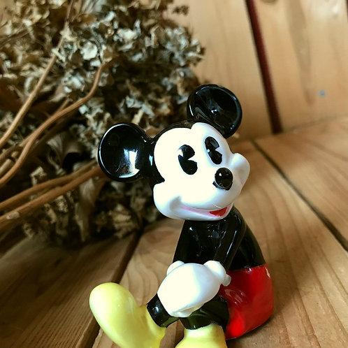ディズニープロダクション*ミッキーマウス*ポタリードールの複製