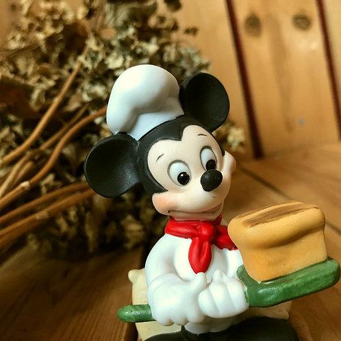 ディズニー ミッキーマウスのポタリードール パン屋さん