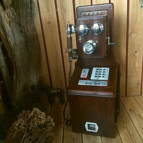 90'sヴィンテージ*NTT*古い公衆電話
